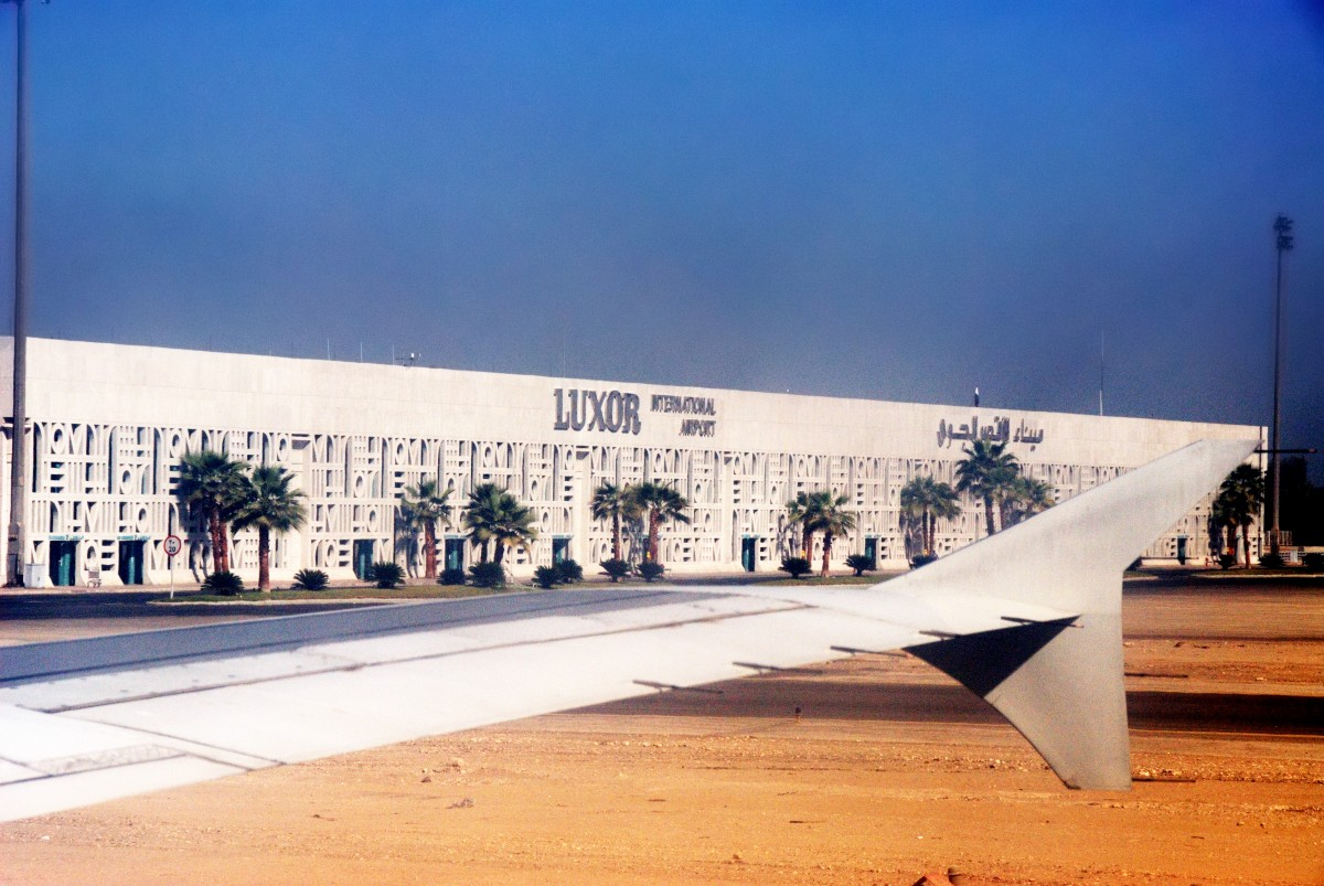 Аэропорт Луксор (Luxor International Airport).3